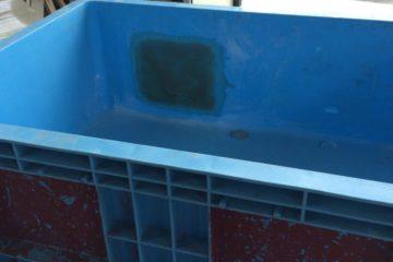 PP水槽補修