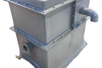 空気弁ボックス