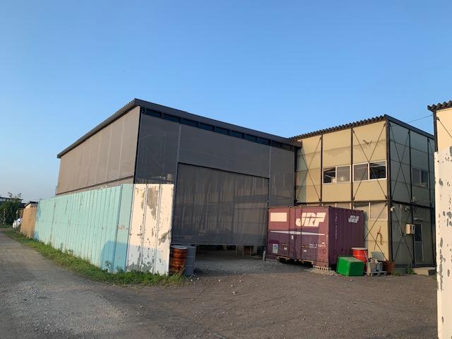 工場拡張1