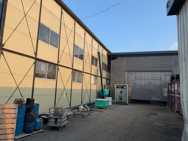 工場拡張2